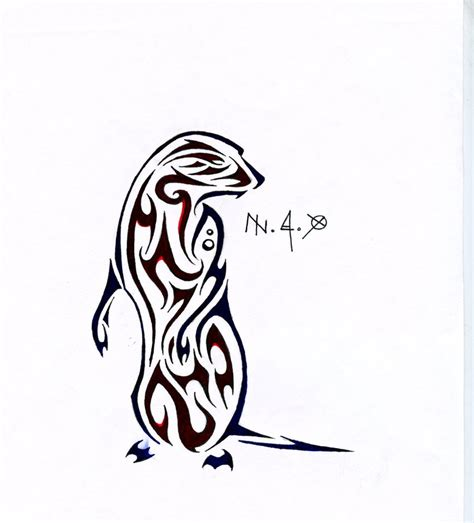 tribal otter tattoo spirit animal other plays cave forums