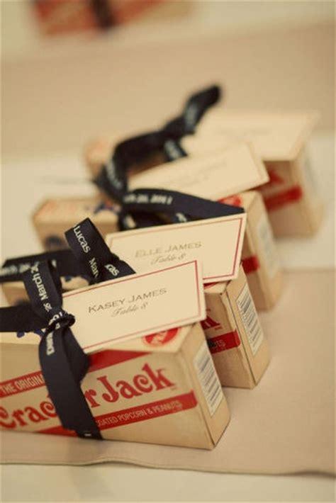 cracker jacks wedding favors 25 best ideas about baseball wedding favors on
