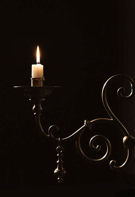 lume di candela free lume di candela 3 stock photo freeimages