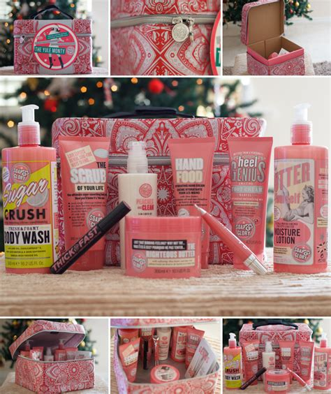 soap glory the yule monty christmas gift set 2013