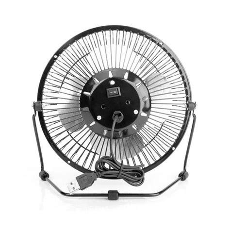 ventilateur bureau usb mini ventilateur usb m 233 tallique portable bureau pc 360 176 14cm
