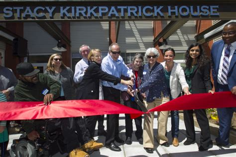 Barbara Mcinnis House by Community Welcomes 30 And No Longer Homeless