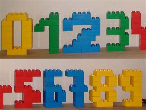 printable lego numbers step by step directions for lego duplo number creations i