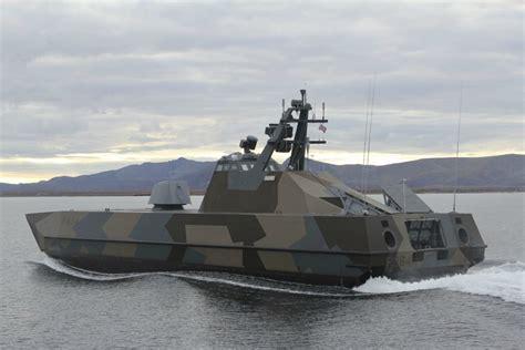 trimaran logistics норвежский ракетный катер knm glimt p964 nektonemo