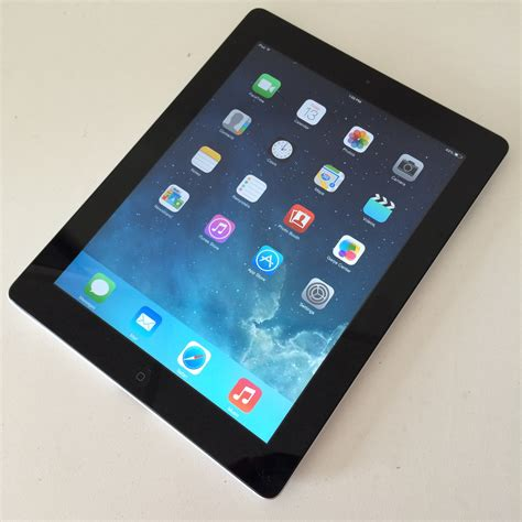 Tablet Apple Second apple ipad2 16gb black wifi only 2nd mc769ll a a1395