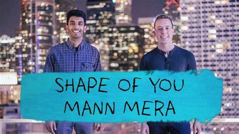 fix you penn masala mp3 download shape of you mann mera masala mashups chords chordify
