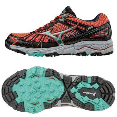 mizuno wave mujin 3 g tx ladies running shoes