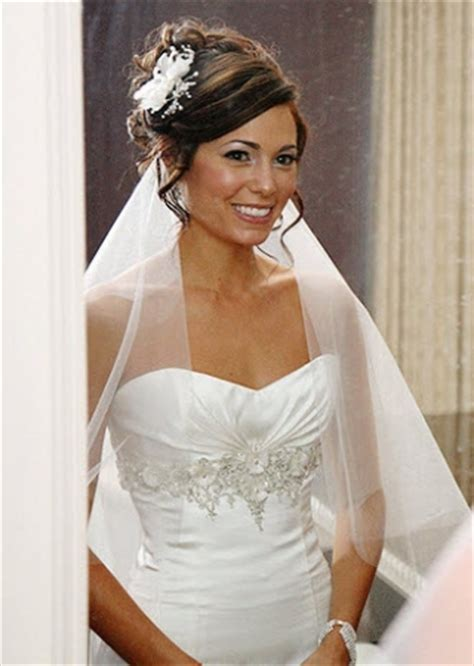 Hair Styler Dryer With Cool Setting Draw by Side Swept Bangs As Part Of Your Wedding Hairstyle