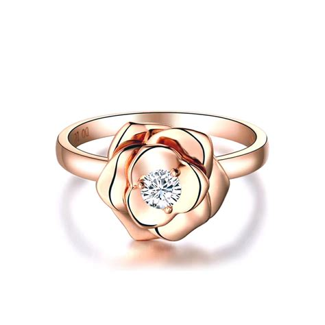 Cincin Emas Berlian 027 Carat Fashion Wanita jual ring cincin kawin cincin emas berlian