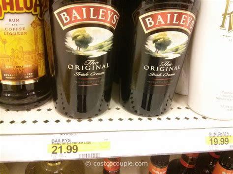 baileys irish cream is costco cheaper