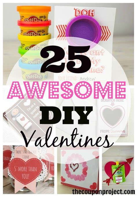 diy for valentines 25 awesome diy valentine s day ideas for