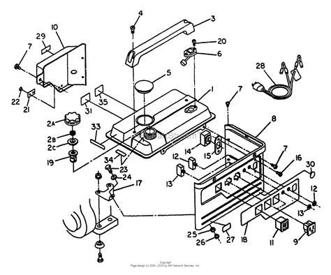 honda gx200 wiring schematic honda gx200 troubleshooting