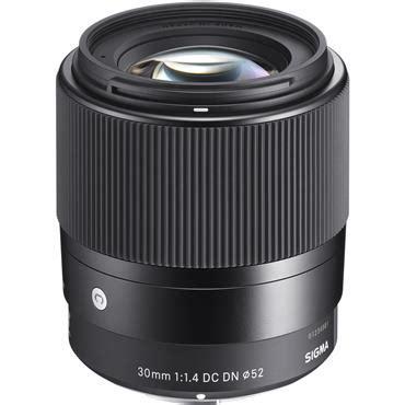 sigma 30mm f1.4 dc dn | contemporary | conns cameras | ireland