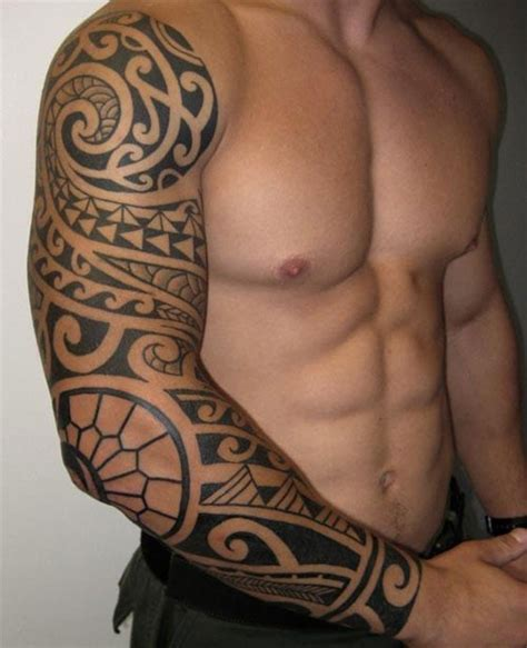 pictures angel wings tattoo designs polynesian sleeve
