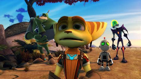 Diskon Ps4 Ratchet And Clank R1 ratchet clank all 4 one hour review the