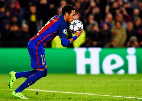 barcelona x psg neymar leads barcelona to a historical comeback vs psg