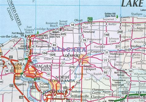 Niagara County Property Records Niagara County Map New York New York Hotels Motels Vacation Rentals Places
