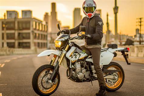 Suzuki Drz400sm Review 2015 Suzuki Dr Z400sm Review