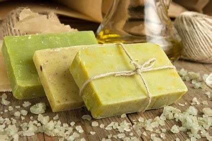 Organic Handmade Soap Recipes - soap recipes using all ingredients