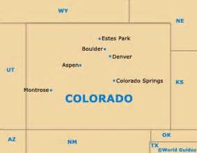 us states map denver boulder maps and orientation boulder colorado co usa