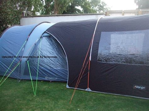 large awnings and canopies vango large canopy tent extension reviews and details