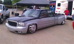 custom chevy dually trucks