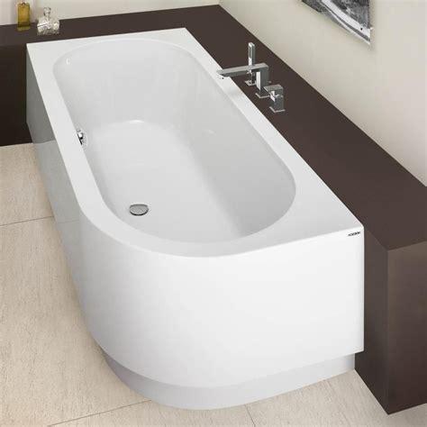 badewanne hoesch hoesch happy d eck badewanne links mit angeformter