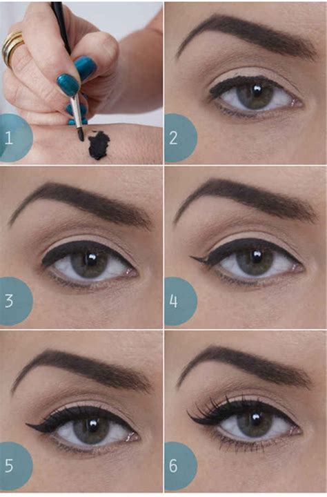 tutorial lipstik simpel 10 stunningly simple tutorials for the best eye makeup