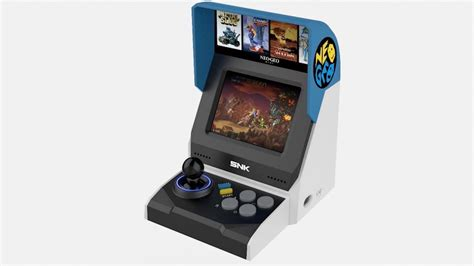 neogeo mini snk neo geo mini revealed ign