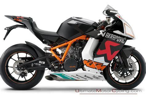 Ktm Supersport Bike 2010 Ktm 1190 Rc8 Superbike Wallpaper