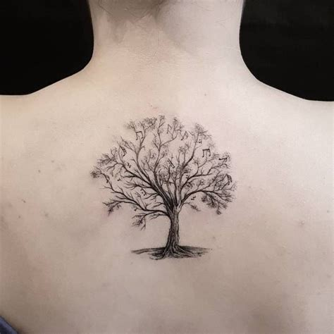 small oak tree tattoo 25 best ideas about tree designs on