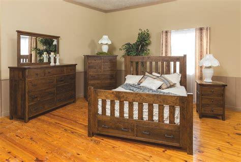 amish oak furniture mattress  ohios amish country