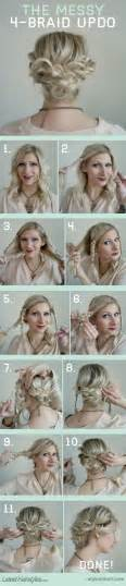 hair tutorials for medium hair 15 cute easy hairstyle tutorials for medium length hair