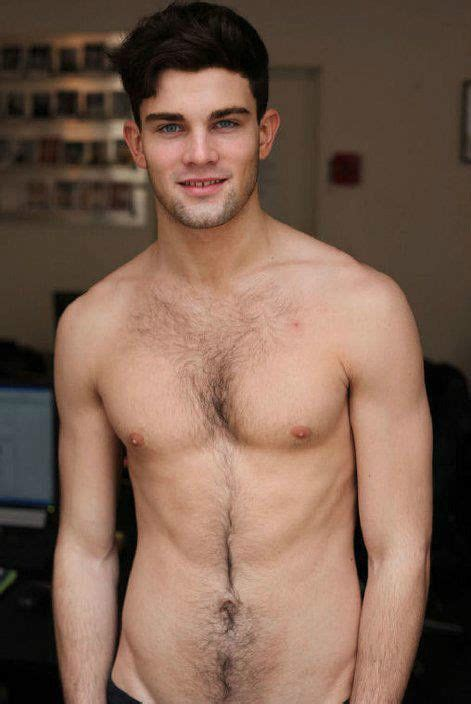 pictures of mens chest hair patterns shirtless male athletic hunk hairy chest treasure trail