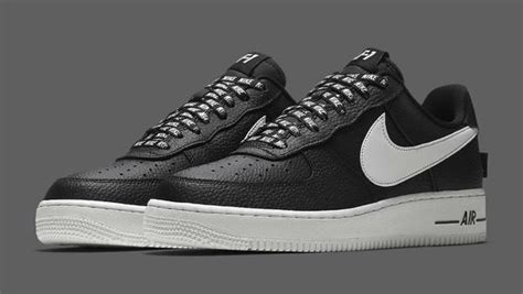 imagenes nike force nike air force 1 low qs quot nba quot black fineline 1721