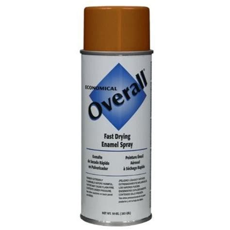 how fast does spray paint rust oleum overall v2414830 10 oz aerosol can solvent