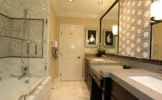 Bathroom Remodeling Ideas For Small Master Bathrooms calacatta porcelain tile bathroom traditional bathroom