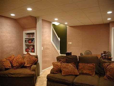 Finishing Basement Walls Ideas Amazing Of Finishing Basement Walls Ideas Finished Basement Ideas Paint Colors 1952 Goodhomez