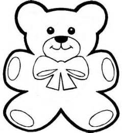 teddy template to play at a teddy bears picnic