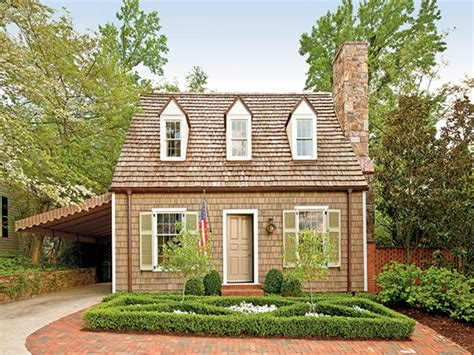 small houses plans cottage small cottage house plans southern living economical small