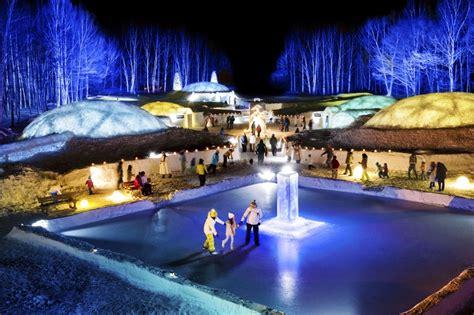 Finder Japan Hoshino Resort Tomamu Route Finder Shimukappu Hokkaido Japan Snowjapan