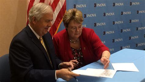 Uva Mba Northern Virginia by Inova Of Virginia Announce 112 Million