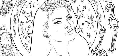lana coloring page coloring pages