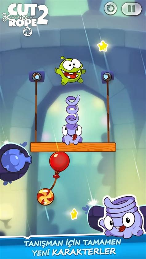 cut the rope 2 apk cut the rope 2 android apk indir android market