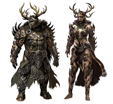 Guild wars armor sets