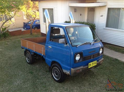 suzuki mini truck suzuki carry ute mini truck car unfinished project in