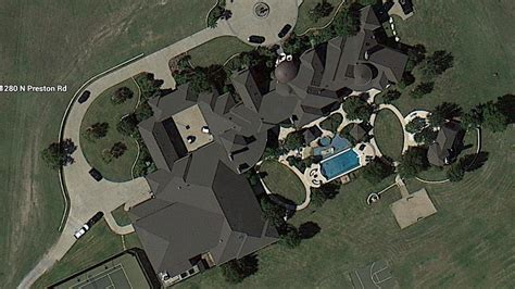 deion sanders house on the market deion sanders prosper estate dallas