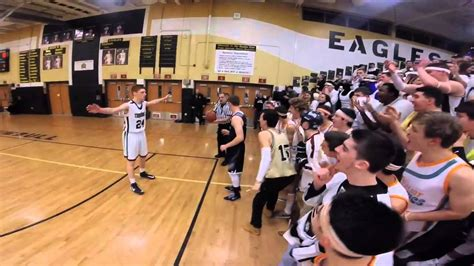 Trumbull High School Student Section Black Hole Youtube
