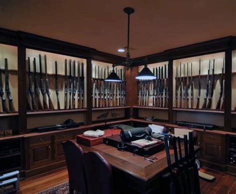 gun room plans top 100 best gun rooms the firearm blogthe firearm