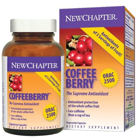 New Chapter, CoffeeBerry, The Supreme Antioxidant, 30 Vcaps   iHerb.com